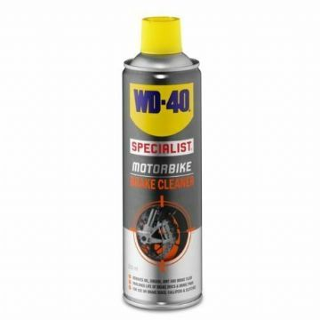 WD-40 Specialist Motorcycle Motorbike Brake Cleaner Degreaser - 500ml